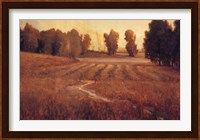 Field Near Sun Valley Fine Art Print