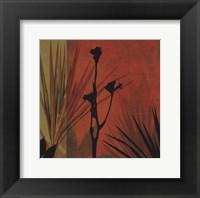 Tropical Silhouette II Fine Art Print