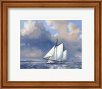Majestic Sails Fine Art Print