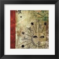 Sun And Moon II Fine Art Print