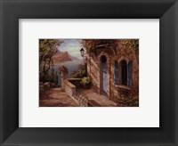 Amalfi Coast II Fine Art Print
