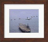 USS George Washington (CVN-73) United States Navy Fine Art Print