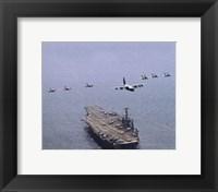 USS George Washington (CVN-73) United States Navy Fine Art Print