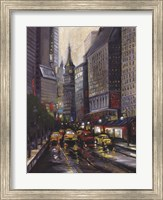 City Street I Fine Art Print