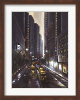 City Street II Fine Art Print