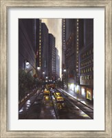 City Street II Fine Art Print