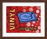 Vinyl Fine Art Print