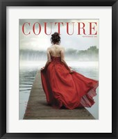 Couture September 1960 Fine Art Print
