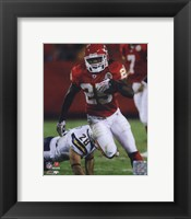 Jamaal Charles 2010 Action Fine Art Print