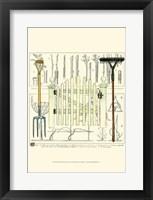 Garden Gate I Fine Art Print