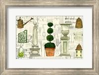 Garden Collection II Fine Art Print