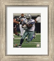 Marion Barber 2010 Action Fine Art Print