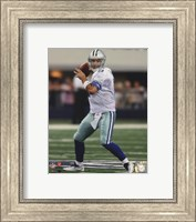Tony Romo 2010 on the field Fine Art Print