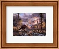 Eagles Perch Fine Art Print
