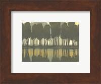 Lake at Dawn II Fine Art Print