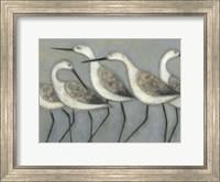 Shore Birds I Fine Art Print