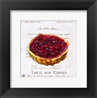 Tarte aux Cerises Fine Art Print