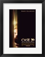 Case 39 Wall Poster