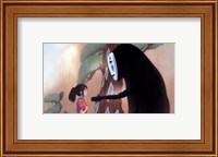 Spirited Away - little girl Wall Poster