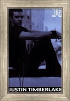 Justin Timberlake Wall Poster