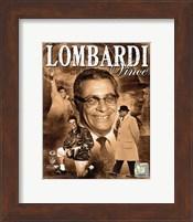 Vince Lombardi 2010 Portrait Plus Fine Art Print