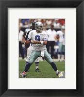 Tony Romo 2010 football Fine Art Print