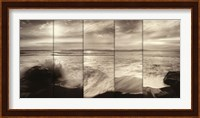 Tides and Waves Fine Art Print