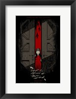 Don't Be Afraid of the Dark Wall Poster