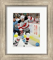 Brian Rolston 2010-11 Action On The Ice Fine Art Print