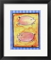 Hog Wild Fine Art Print