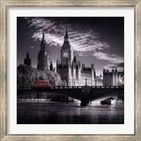London Bus IV Fine Art Print