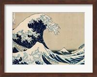 The Great Wave of Kanagawa Fine Art Print