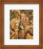 Wine Collage II - mini Fine Art Print