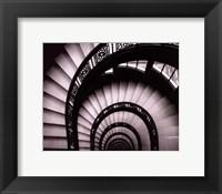 Rookery Stairwell - mini Fine Art Print