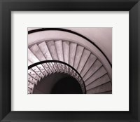Capital Stairway - mini Fine Art Print