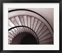 Capital Stairway Fine Art Print