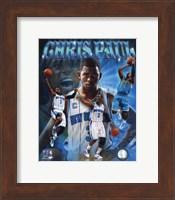 Chris Paul Portrait Plus Fine Art Print