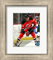 David Clarkson 2010-11 Action Fine Art Print