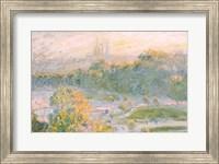 The Tuileries (study) 1875 Fine Art Print