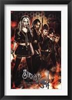 Sucker Punch - Girls Wall Poster