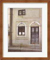 Italian Courtyard 1 Fine Art Print