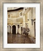 Italian Courtyard 2 Fine Art Print