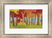 Summer's Fall II Fine Art Print