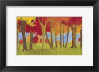 Summer's Fall II Fine Art Print
