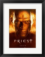 Priest Wall Poster