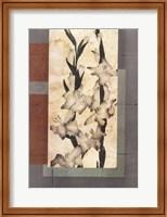 Gladioli 2 Fine Art Print