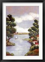 Lago Gardi 1 Fine Art Print