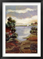 Lago Gardi 2 Fine Art Print