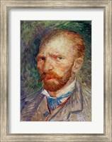 Self Portrait, 1887 Fine Art Print