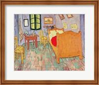 Van Gogh's Bedroom at Arles, 1889 Fine Art Print